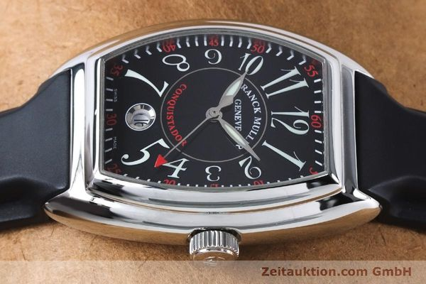 Used luxury watch Franck Muller Conquistador steel automatic Kal. 2800SC ETA 2892A2 Ref. 8005HSC  | 161062 05