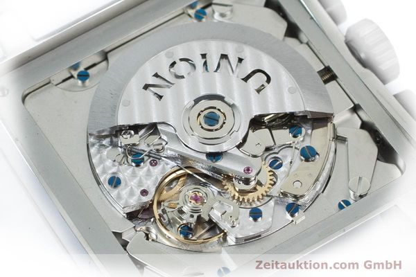 Used luxury watch Union Glashütte Averin chronograph steel automatic Kal. U7751 ETA 7751 Ref. D003.725A  | 161063 09