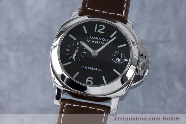 PANERAI LUMINOR MARINA STEEL AUTOMATIC KAL. ETA A05511 LP: 5900EUR [161064]