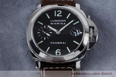 PANERAI LUMINOR MARINA ACIER AUTOMATIQUE KAL. ETA A05511 LP: 5900EUR [161064]