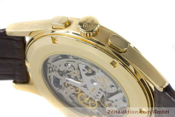 Used luxury watch Zenith Prime chronograph gold-plated manual winding Kal. 420 Ref. 20.0010.420  | 161071 08