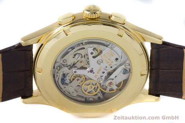 Used luxury watch Zenith Prime chronograph gold-plated manual winding Kal. 420 Ref. 20.0010.420  | 161071 10