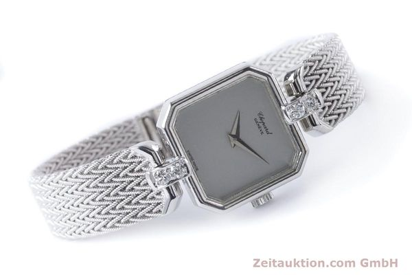 Used luxury watch Chopard * 18 ct white gold manual winding Kal. 846 Ref. 5087  | 161077 03