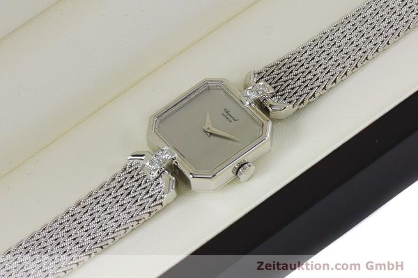 Used luxury watch Chopard * 18 ct white gold manual winding Kal. 846 Ref. 5087  | 161077 07