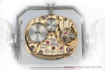 CHOPARD LADY 18K WEISS GOLD DAMENUHR DIAMANTEN HANDAUFZUG 5087 VP: 19750,- Euro [161077]