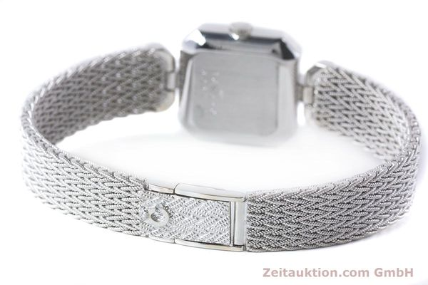Used luxury watch Chopard * 18 ct white gold manual winding Kal. 846 Ref. 5087  | 161077 11
