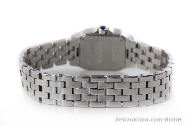 Used luxury watch Cartier Santos steel quartz Kal. 157 Ref. 2698  | 161078 10