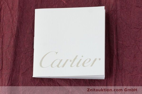 Used luxury watch Cartier Santos steel quartz Kal. 157 Ref. 2698  | 161078 11