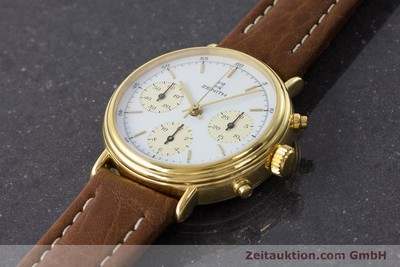 ZENITH CHRONOGRAPH GOLD-PLATED MANUAL WINDING KAL. 146HP LP: 6700EUR [161087]