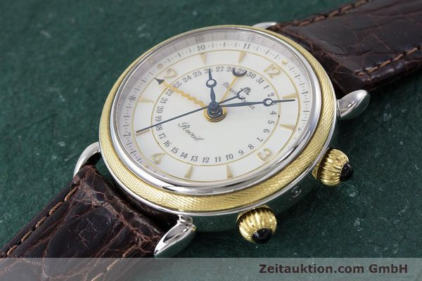 Used luxury watch Maurice Lacroix Reveil steel / gold manual winding Kal. AS 1930 Ref. 63511  | 161091 01