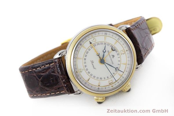 Used luxury watch Maurice Lacroix Reveil steel / gold manual winding Kal. AS 1930 Ref. 63511  | 161091 03