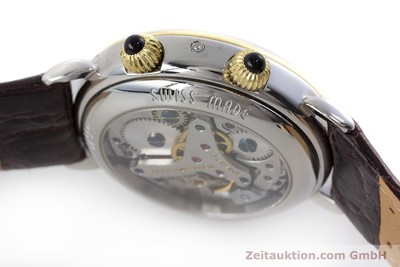 MAURICE LACROIX REVEIL STEEL / GOLD MANUAL WINDING KAL. AS 1930 [161091]