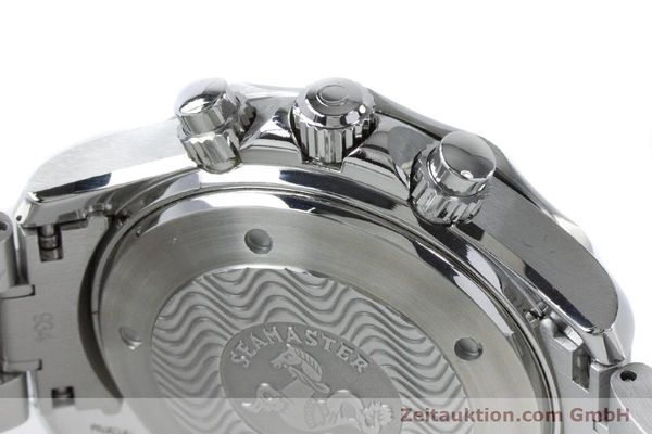 Used luxury watch Omega Seamaster chronograph steel automatic Kal. 3301 Ref. 25945200  | 161097 08