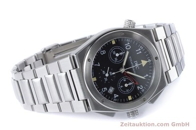 IWC INGENIEUR CHRONOGRAPH STEEL QUARTZ KAL. 633 [161100]