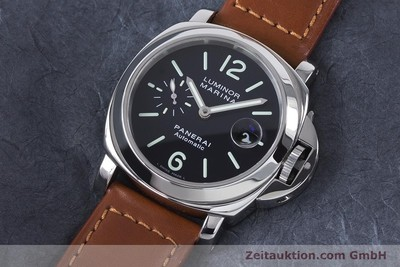 PANERAI LUMINOR MARINA STEEL AUTOMATIC KAL. ETA A05511 LP: 6000EUR [161101]