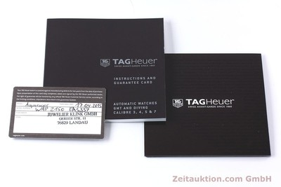 TAG HEUER AQUARACER STEEL / GOLD AUTOMATIC KAL. 5 LP: 5750EUR [161102]