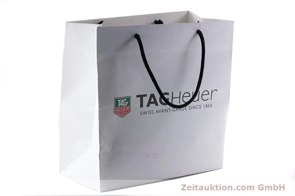 Used luxury watch Tag Heuer Aquaracer steel / gold automatic Kal. 5 Ref. WAP2150  | 161102 14