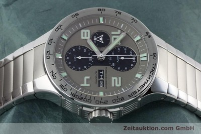 PORSCHE DESIGN BY ETERNA FLAT SIX CHRONOGRAPH AUTOMATIK P6340 LP: 3750,- Euro [161104]