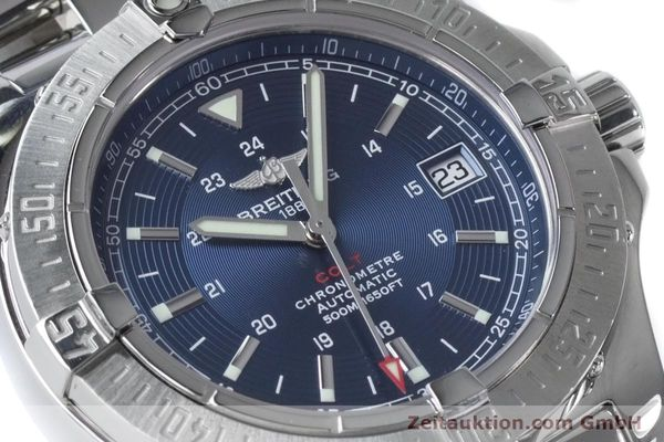 Used luxury watch Breitling Colt steel automatic Kal. B17 ETA 2824-2 Ref. A17380  | 161116 02