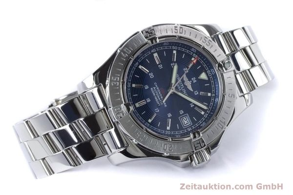 Used luxury watch Breitling Colt steel automatic Kal. B17 ETA 2824-2 Ref. A17380  | 161116 03