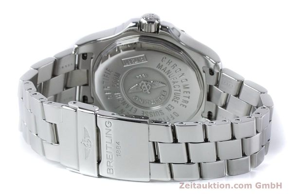 Used luxury watch Breitling Colt steel automatic Kal. B17 ETA 2824-2 Ref. A17380  | 161116 11