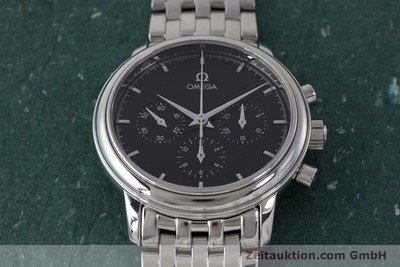 OMEGA DE VILLE CHRONOGRAPH STEEL MANUAL WINDING KAL. 861 [161117]