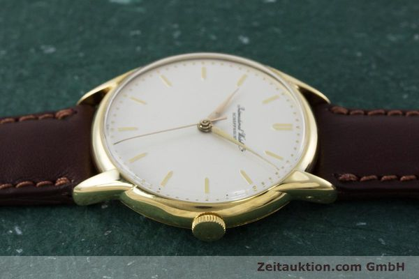 Used luxury watch IWC Portofino 18 ct gold manual winding Kal. 89 VINTAGE  | 161119 05