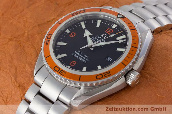Used luxury watch Omega Seamaster steel automatic Kal. 2500C Ref. 22085000  | 161123 01