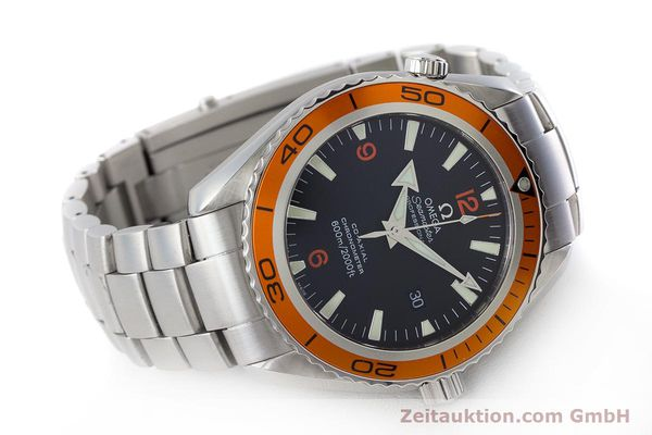 Used luxury watch Omega Seamaster steel automatic Kal. 2500C Ref. 22085000  | 161123 03