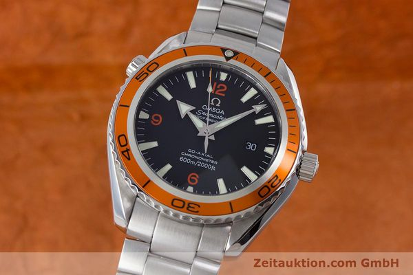 Used luxury watch Omega Seamaster steel automatic Kal. 2500C Ref. 22085000  | 161123 04
