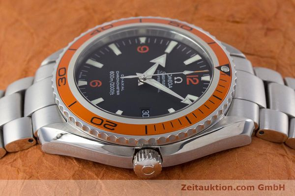 Used luxury watch Omega Seamaster steel automatic Kal. 2500C Ref. 22085000  | 161123 05