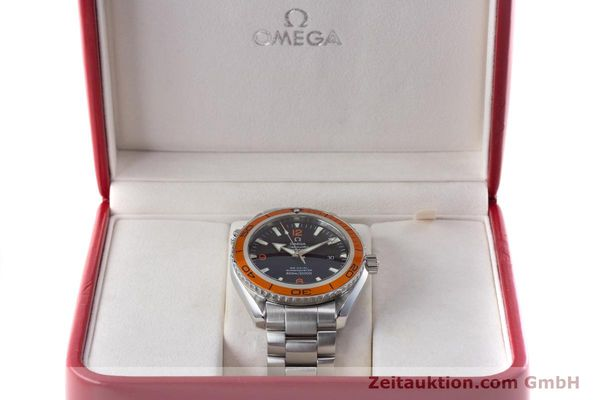 Used luxury watch Omega Seamaster steel automatic Kal. 2500C Ref. 22085000  | 161123 07