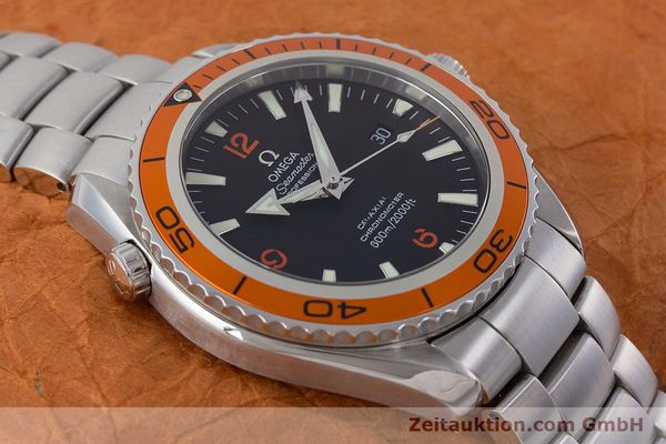 Used luxury watch Omega Seamaster steel automatic Kal. 2500C Ref. 22085000  | 161123 17