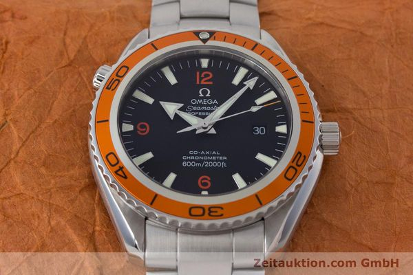 Used luxury watch Omega Seamaster steel automatic Kal. 2500C Ref. 22085000  | 161123 18