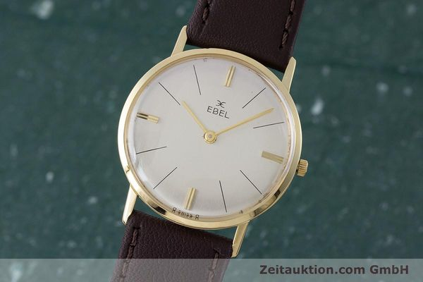 EBEL 18 CT GOLD MANUAL WINDING KAL. 97 AS1525/1526 VINTAGE [161124]