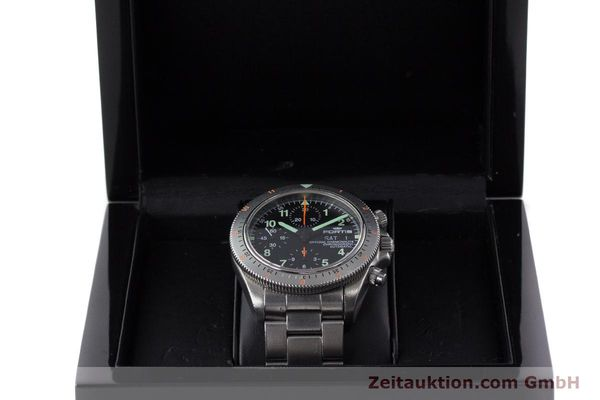 Used luxury watch Fortis Cosmonauts Chronograph chronograph steel automatic Kal. ETA 7750 Ref. 632.22.141  | 161132 07