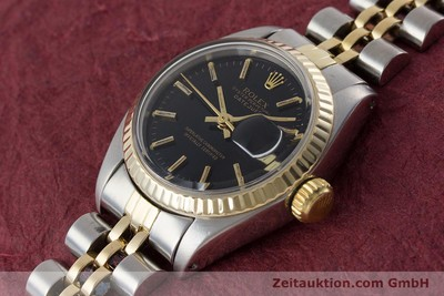ROLEX LADY DATEJUST STEEL / GOLD AUTOMATIC KAL. 2030 LP: 6950EUR [161134]