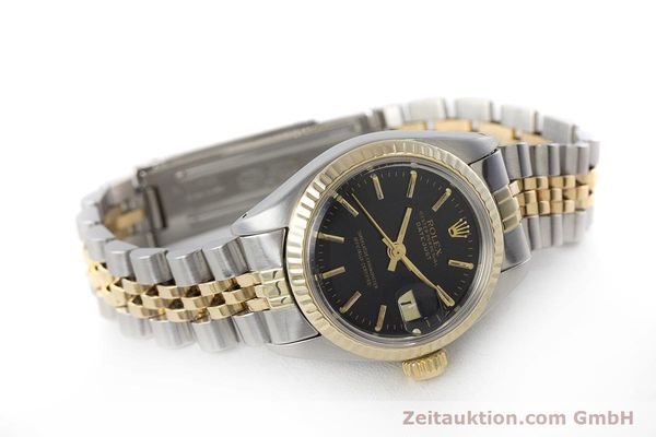 Used luxury watch Rolex Lady Datejust steel / gold automatic Kal. 2030 Ref. 6917  | 161134 03