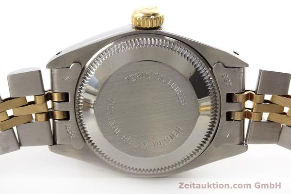 Used luxury watch Rolex Lady Datejust steel / gold automatic Kal. 2030 Ref. 6917  | 161134 08