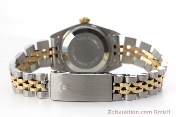 Used luxury watch Rolex Lady Datejust steel / gold automatic Kal. 2030 Ref. 6917  | 161134 12