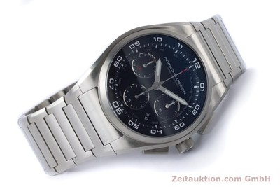 PORSCHE DESIGN BY ETERNA DASHBORD TITAN CHRONOGRAPH 6620.11 NP: 4250,- EURO [161138]