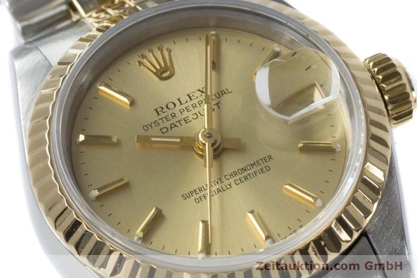 Used luxury watch Rolex Lady Datejust steel / gold automatic Kal. 2135 Ref. 69173  | 161139 02