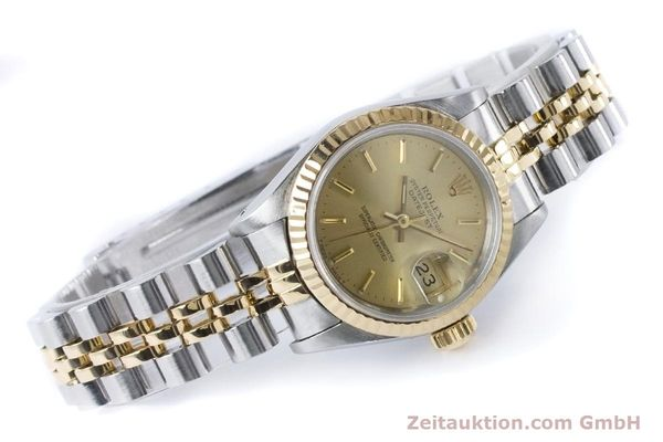 Used luxury watch Rolex Lady Datejust steel / gold automatic Kal. 2135 Ref. 69173  | 161139 03