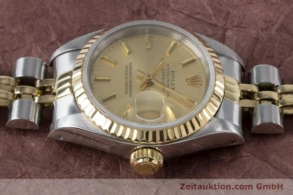Used luxury watch Rolex Lady Datejust steel / gold automatic Kal. 2135 Ref. 69173  | 161139 05