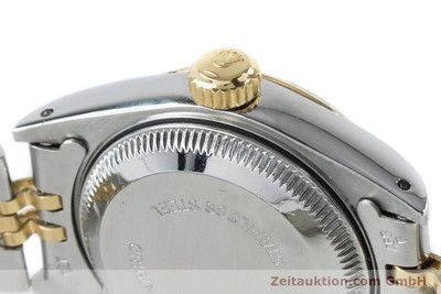 ROLEX LADY DATEJUST ACIER / OR AUTOMATIQUE KAL. 2135 LP: 6950EUR [161139]
