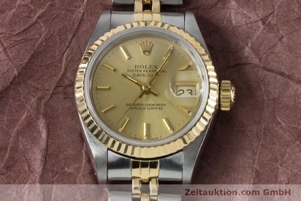 Used luxury watch Rolex Lady Datejust steel / gold automatic Kal. 2135 Ref. 69173  | 161139 16