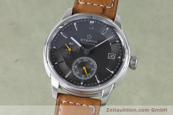 ETERNA ADVENTIC STEEL AUTOMATIC KAL. 3914A LP: 3800EUR [161140]