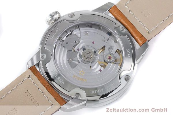 Used luxury watch Eterna Adventic steel automatic Kal. 3914A Ref. 7661.41  | 161140 10