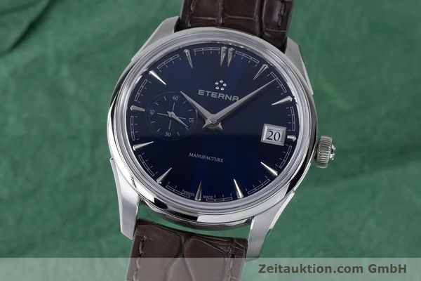 NEU - ETERNA 1948 LEGACY SMALL SECOND AUTOMATIK 7682.41 GLASBODEN LP: 3290,- EU [161141]