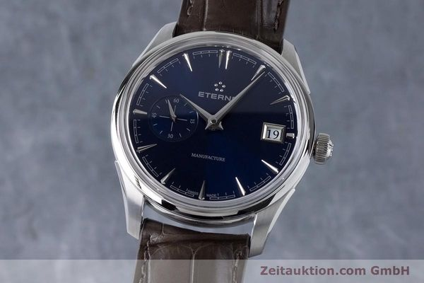 NEU - ETERNA 1948 LEGACY SMALL SECOND AUTOMATIK 7682.41 GLASBODEN LP: 3290,- Euro [161142]